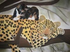 Mickey & puma / October 2010